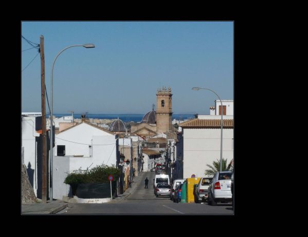 Down Town in Oliva