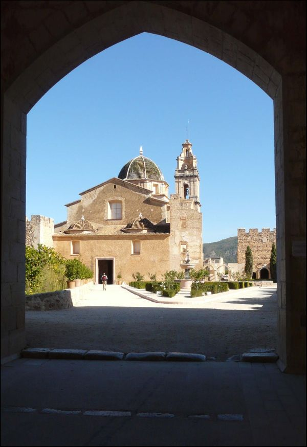 Monestir de Santa Maria de la Valldigna