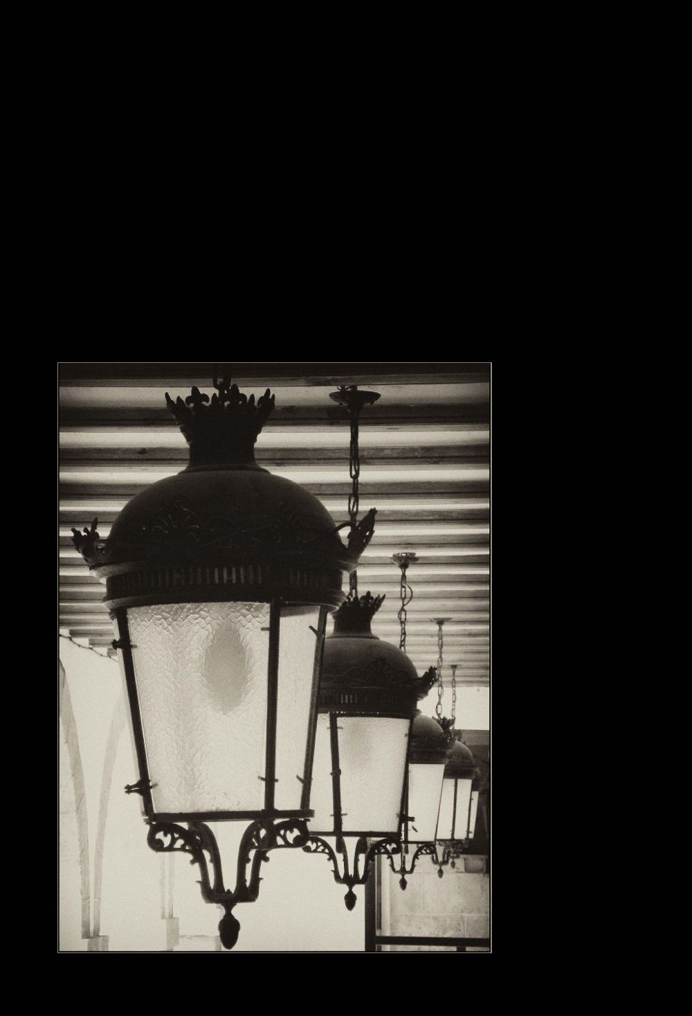 Outdoor Hanging Lamps