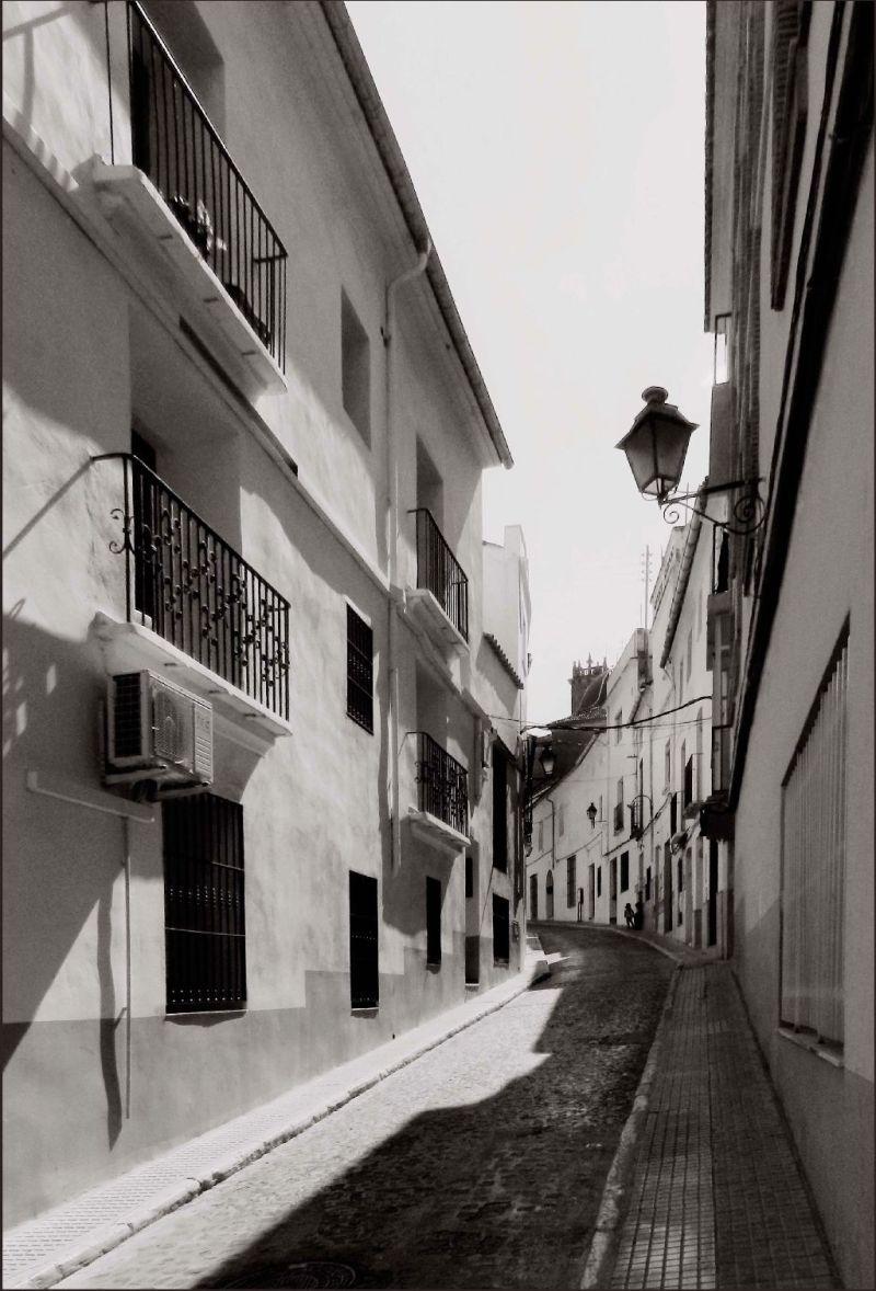 Oliva Town Houses in Siesta Time