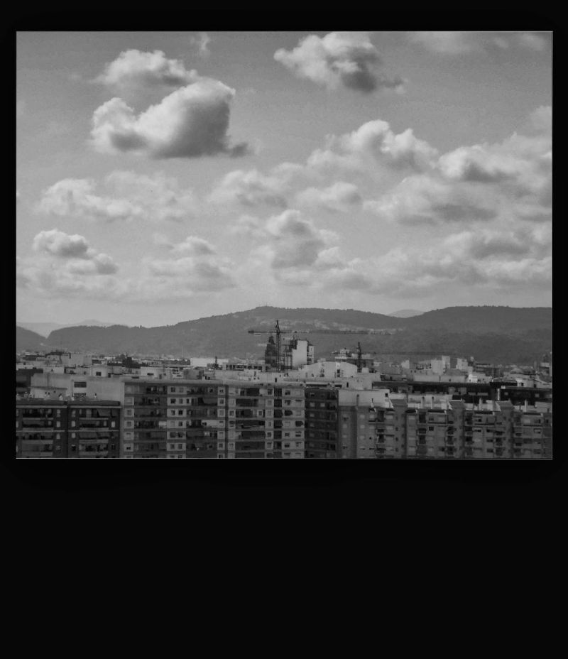 Summer Clouds & Gandia New Town