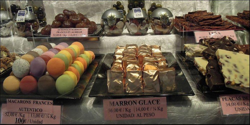 Spanish Sweets