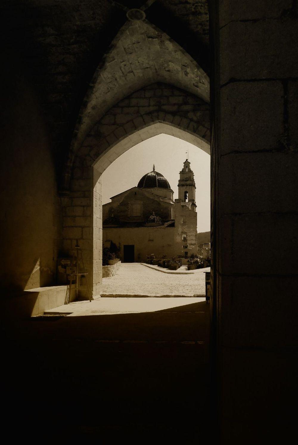 El Monasterio de Santa María de la Valldigna