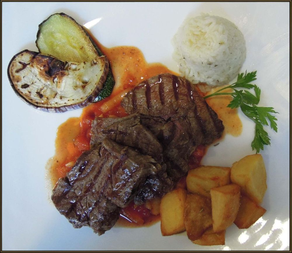 Beef Provencale