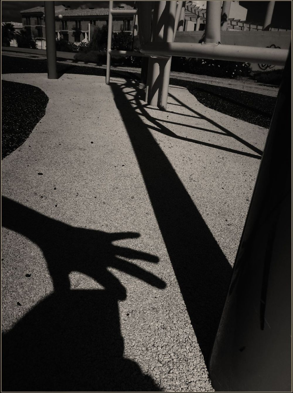 Shadow of My Hand