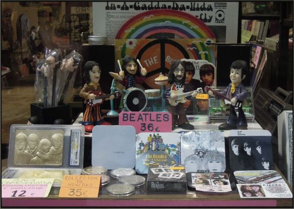 Shop Window -  Beatles Collection