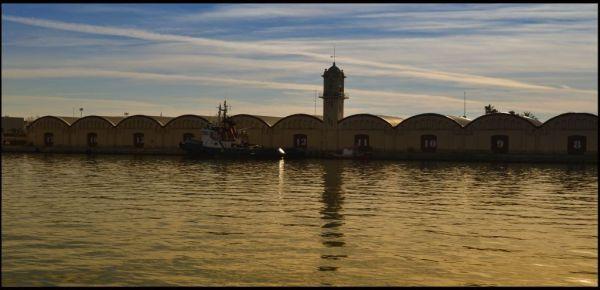 Gandia Harbor