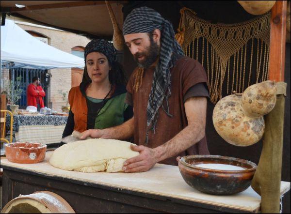 Fiesta Medival en Oliva
