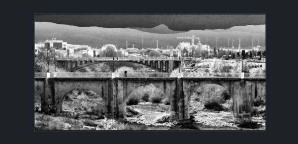 Old Bridges in Gandia Town