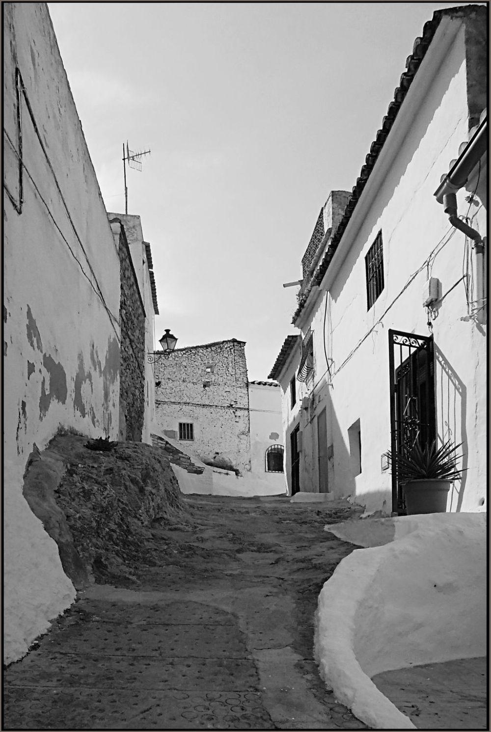 Calle de La Hoz en Oliva OldTown