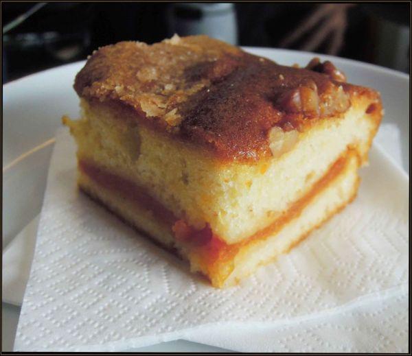 Tarta de Calabaza con Nueces