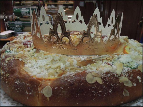 Rosca de Reyes - Día de Los Reyes Mago