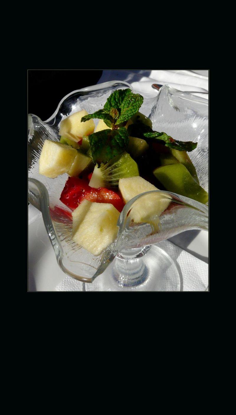 Macedonia Fruits