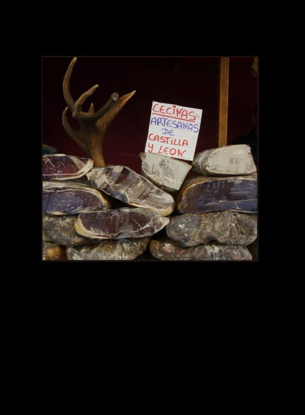 Cecinas - Salted Dried Meat