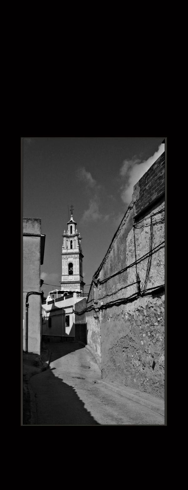 Church Passage in La Font d'en Carros