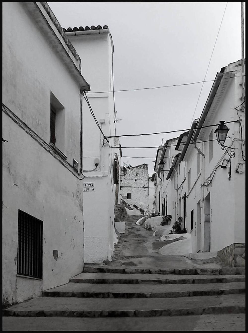 Stone Stairway Way