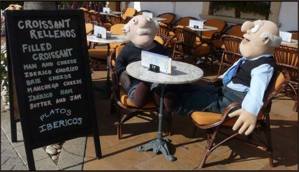 Café Terrace in Javea