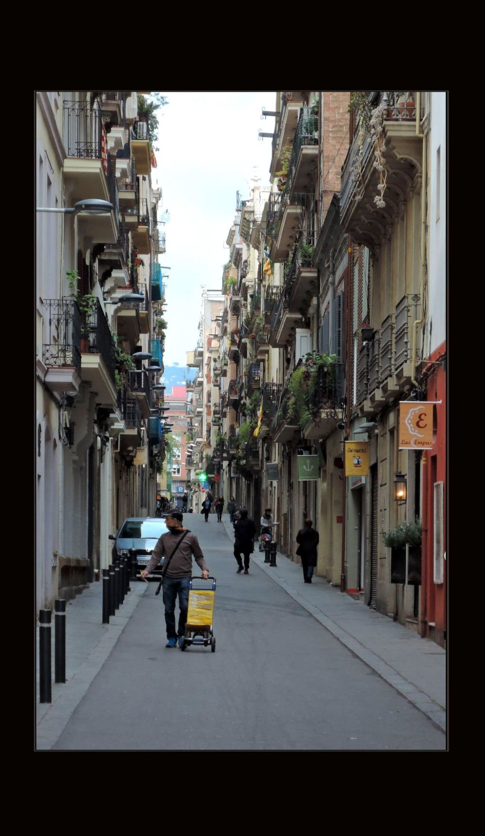 Barcelona Townhouses - Old Urban Area