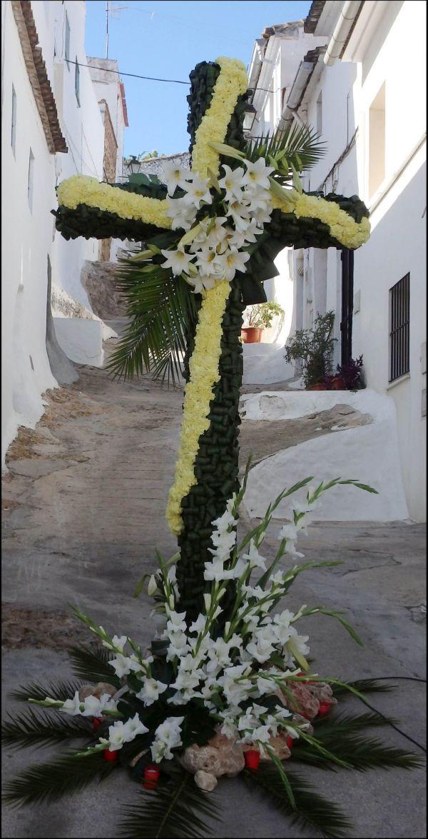Oliva San Roc Fiesta in May