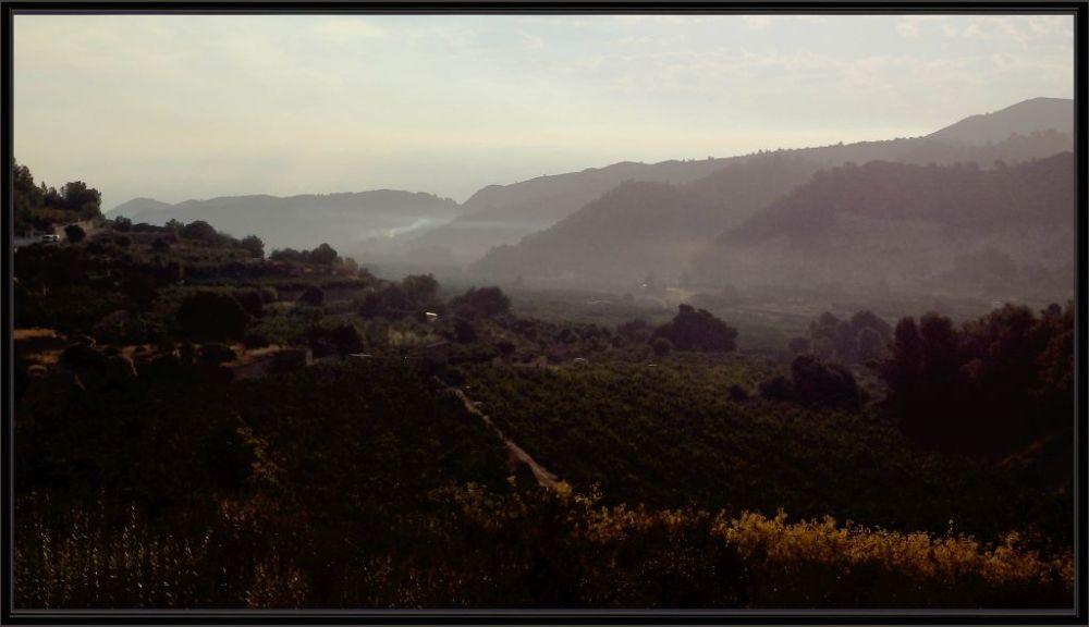 Morning Mist - Forna Village