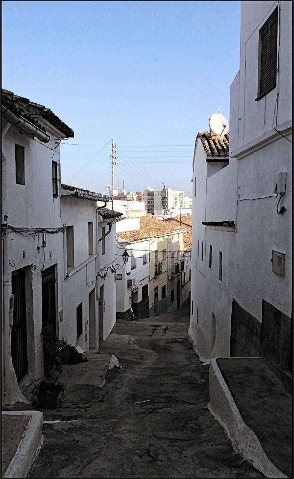 Calle La Hoz - Oliva Town