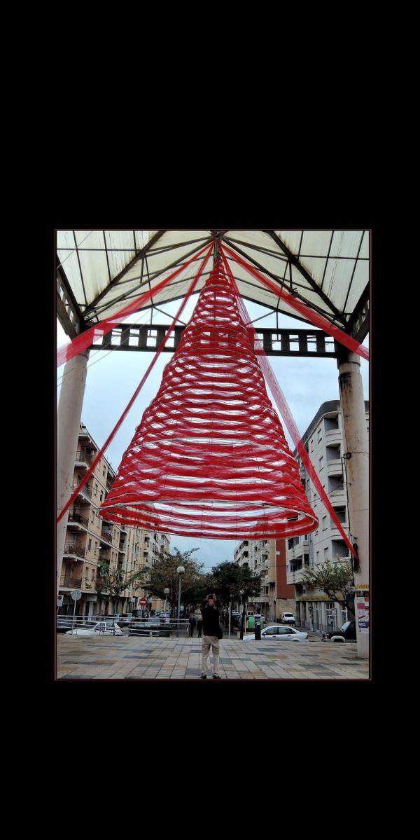 Hanging Decoration - Christmas Tree