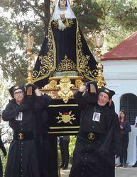 Semana Santa Procession at St. Ana