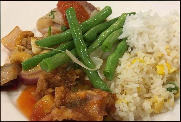 One-Plate Thai Dish