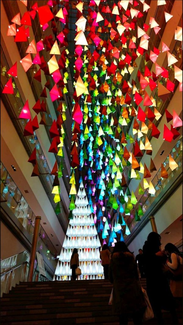 Winter Illuminations in Tokyo  at Roppongi Hills