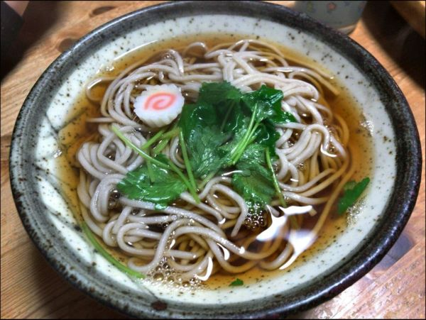 Year-Crossing Noodls