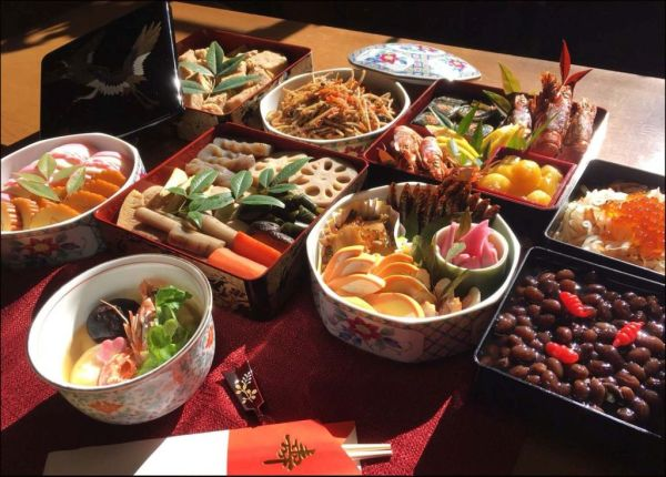 Osechi-ryōri - Japanese New Year foods