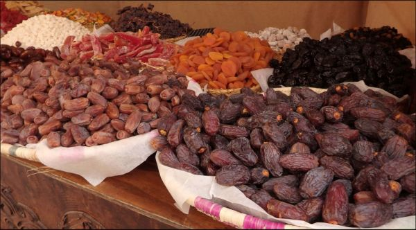 Dried Fruit Dates