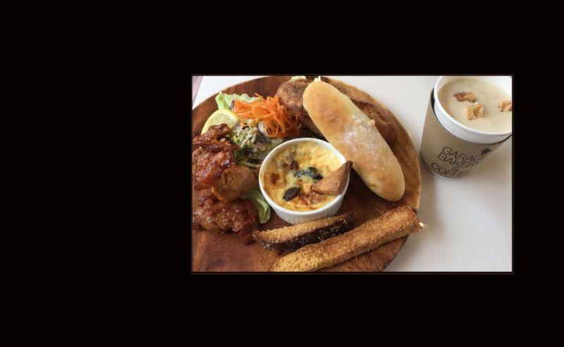 Tandoori Chicken, Cocot & Pumpkin Quiche Brunch