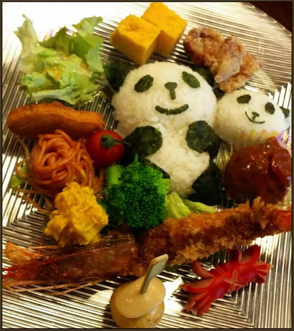 Ueno Innsyoutei's Child's Meal