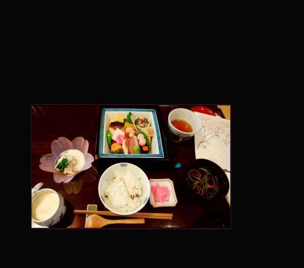 Ueno Innsyoutei's Lunch - Bento