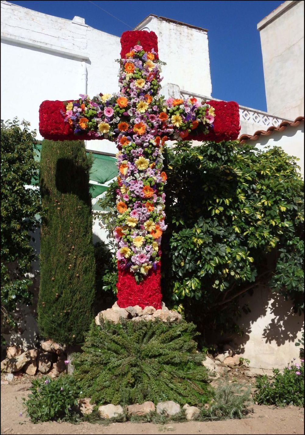 Fiesta del Día de la Cruz en Oliva