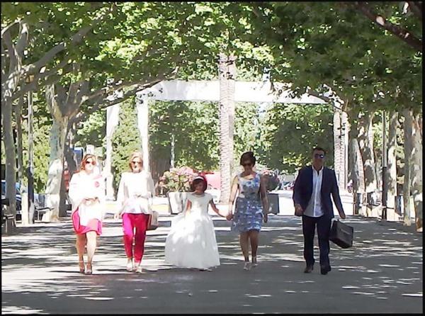 Spanish First Communion