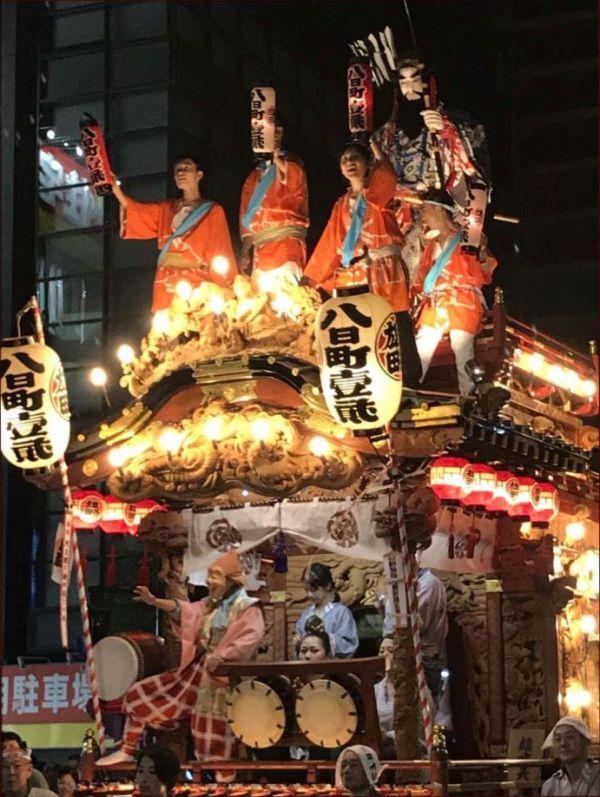 Hachioji Festival 2018