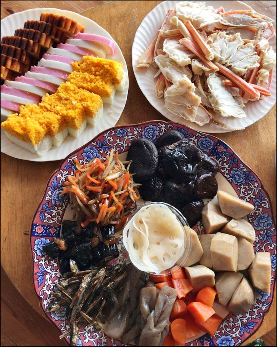 Osechi - The Japanese New Year Food