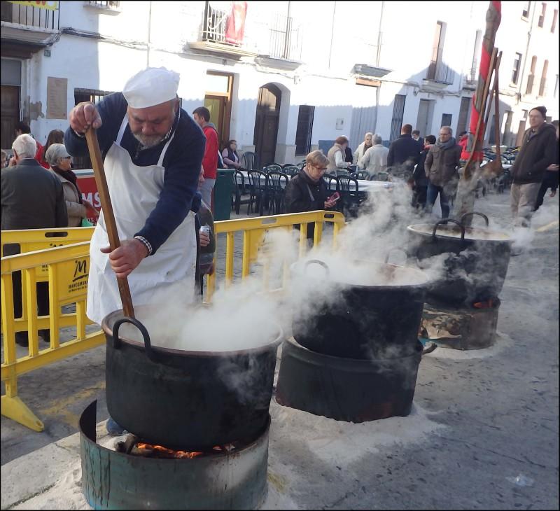 Las Ferias y Mercados Medievales en Oliva
