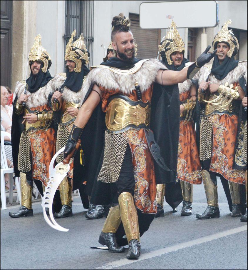 La Fiesta de Moros i Cristians de Oliva