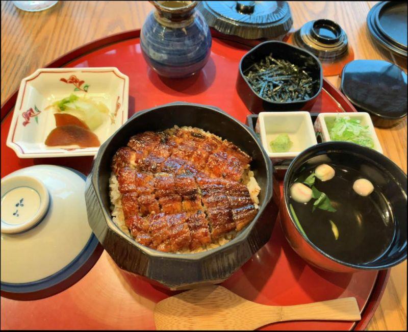 A Full Set of Hitsumabushi