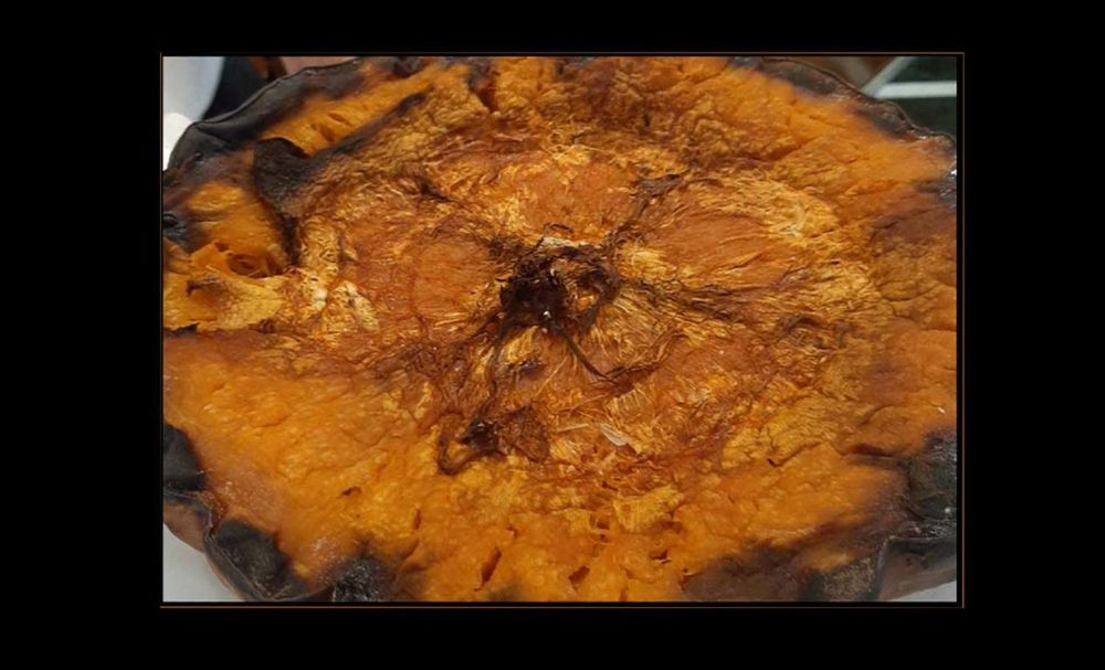 Spanish Roasted Pumpkin