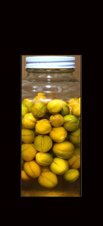 Honeyed Preserved Kumquats