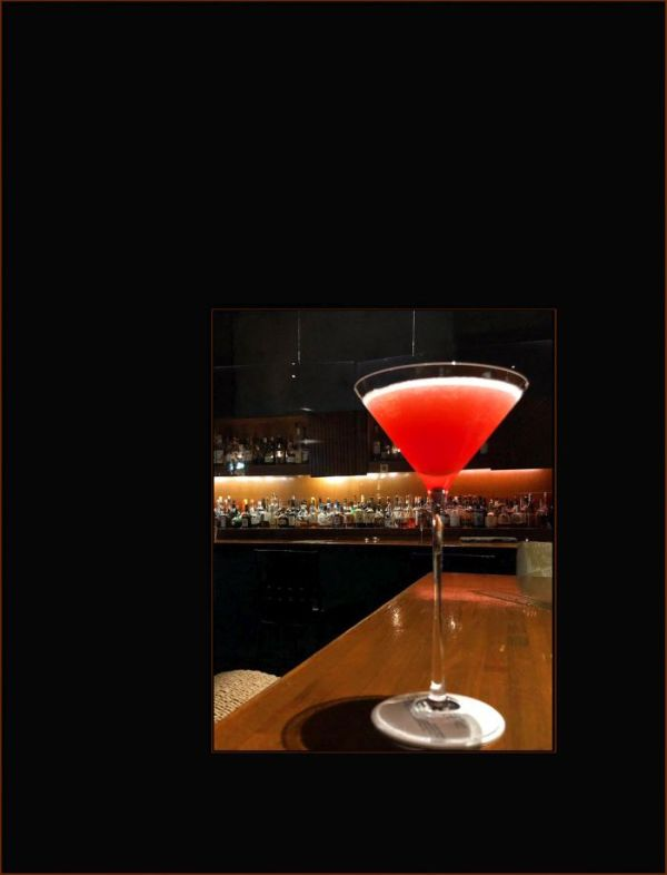 """Cocktail  - (""""Gone with the Wind"""")"""