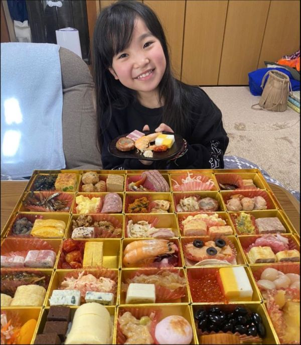 Traditional Japanese New Year Food - Osechi