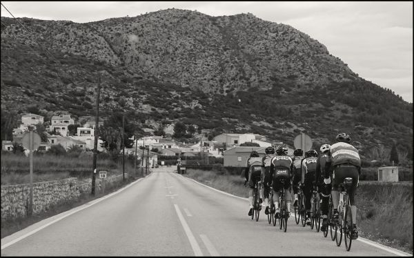 Weekend Cyclists