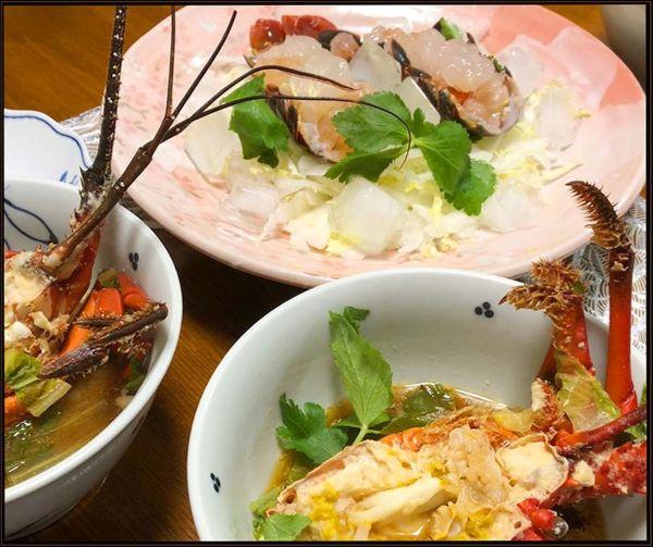 Fresh Lobster Meals