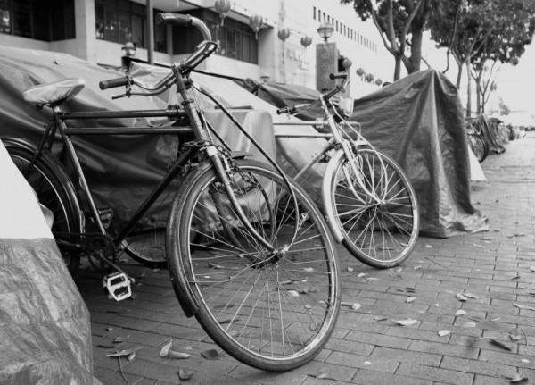 Rickshaws, singapore