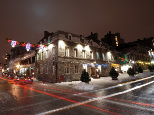 Place St-Jacques (Old Montreal)